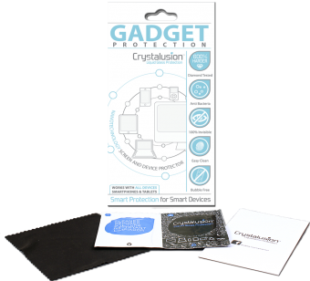 crystalusion screen protector set